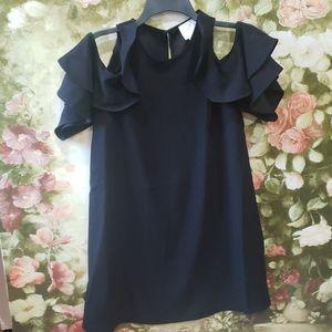 Kate Spade Sz XS black dress